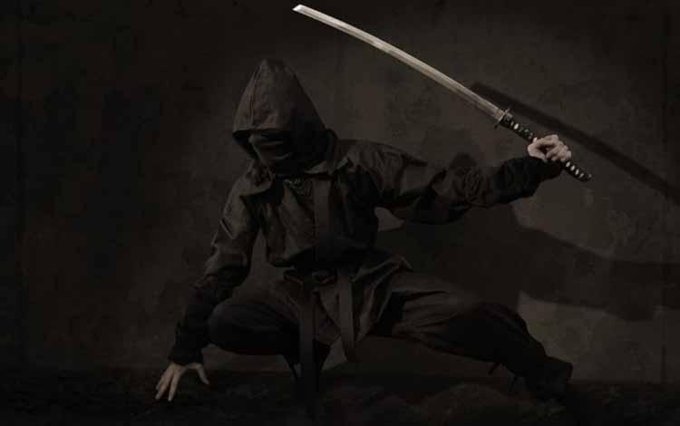 Pasukan Militer Kerajaan Di Dunia Pada Zaman Dulu - Ninja