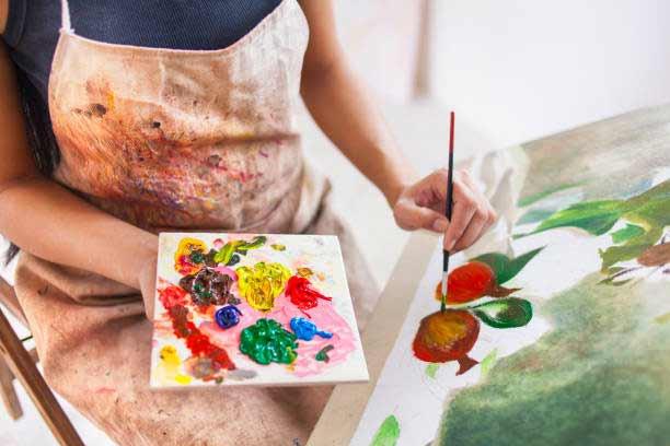 Berbagai Kelebihan Orang Kidal Dibandingkan Orang Normal - Orang kidal lebih kreatif