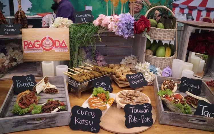 Restoran Dengan Menu Sehat Di Surabaya - Pagoda Loving Nature's Cuisine