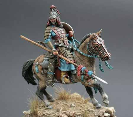 Pasukan Militer Kerajaan Di Dunia Pada Zaman Dulu - Pasukan Mongol