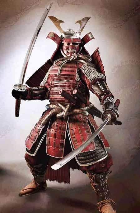 Pasukan Militer Kerajaan Di Dunia Pada Zaman Dulu - Samurai