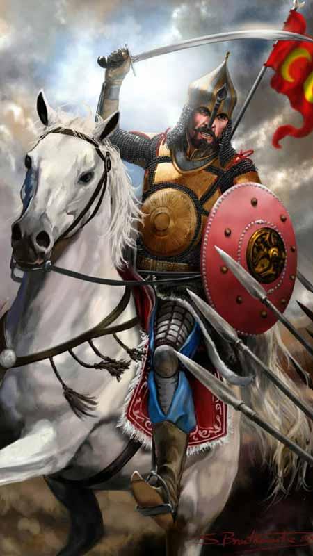 Pasukan Militer Kerajaan Di Dunia Pada Zaman Dulu - Sipahi