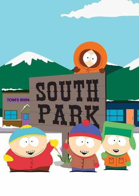Film Kartun Yang Tidak Cocok Ditonton Anak-Anak - South Park
