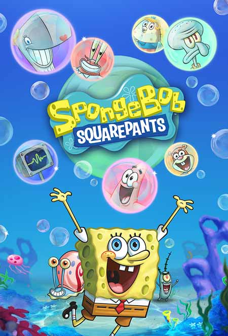 Film Kartun Yang Tidak Cocok Ditonton Anak-Anak - SpongeBob SquarePants