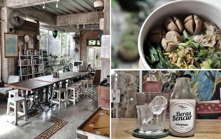 Restoran Makanan Sehat di Jakarta - Suwe Ora Jamu