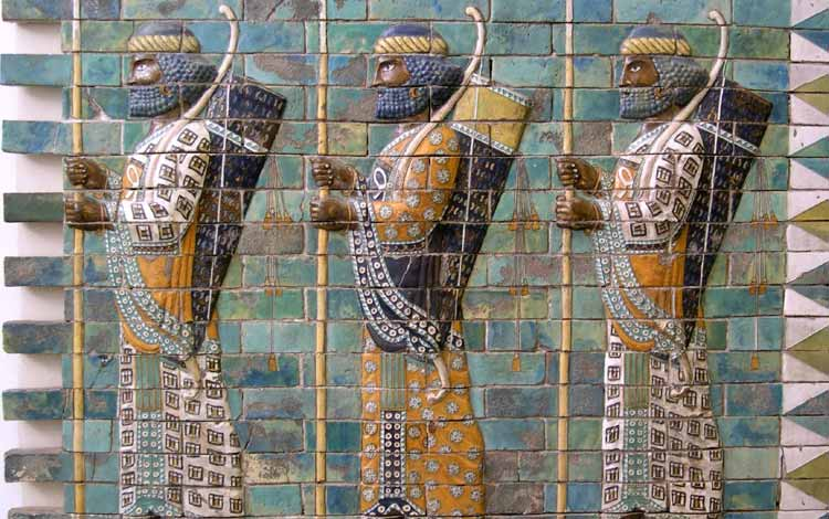 Pasukan Militer Kerajaan Di Dunia Pada Zaman Dulu - The Immortals