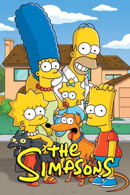 Film Kartun Yang Tidak Cocok Ditonton Anak-Anak - The Simpsons