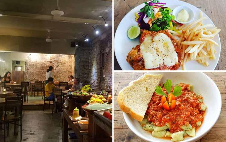 Restoran Dengan Menu Sehat Di Yogyakarta - ViaVia Jogja