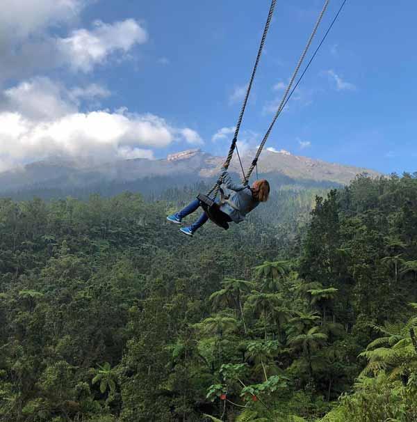 Tempat Wisata Terbaru Di Bali - Wana Giri Agung