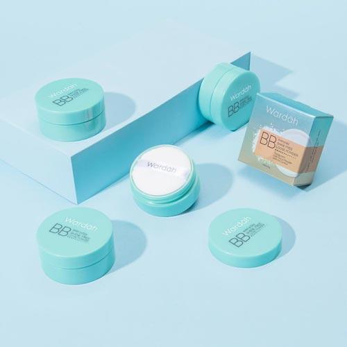 Produk Kosmetik Wardah Terpopuler - Wardah BB Loose Powder