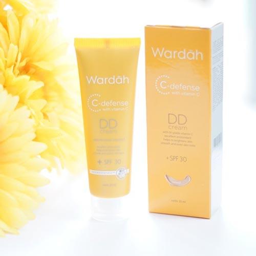 Produk Kosmetik Wardah Terpopuler - Wardah DD Cream