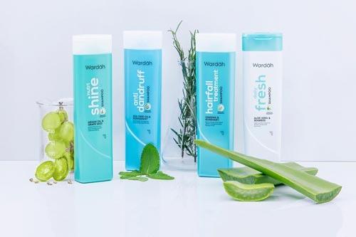 Produk Kosmetik Wardah Terpopuler - Wardah Shampoo