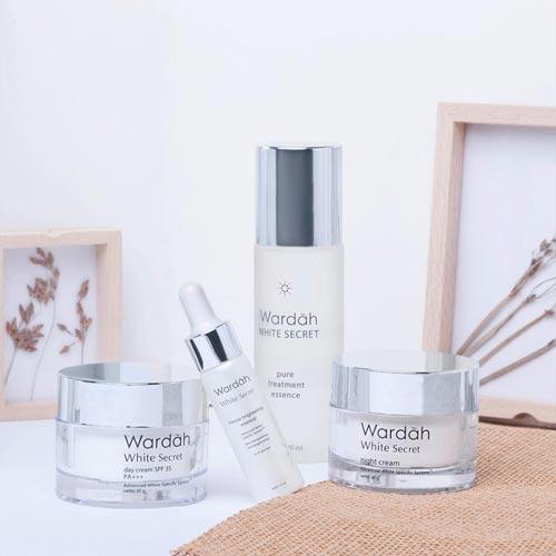 Produk Kosmetik Wardah Terpopuler - Wardah White Secret