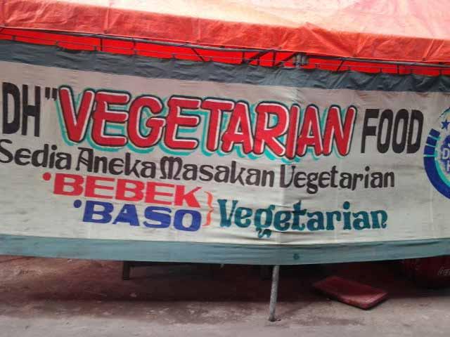 Restoran Dengan Menu Sehat Di Surabaya - Warung DH Vegetarian