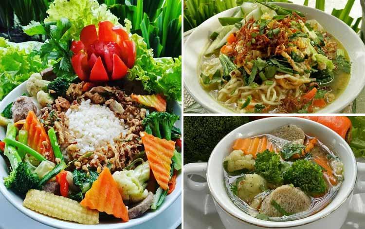 Restoran Dengan Menu Sehat Di Yogyakarta - Warung Vegetarian Soma Yoga