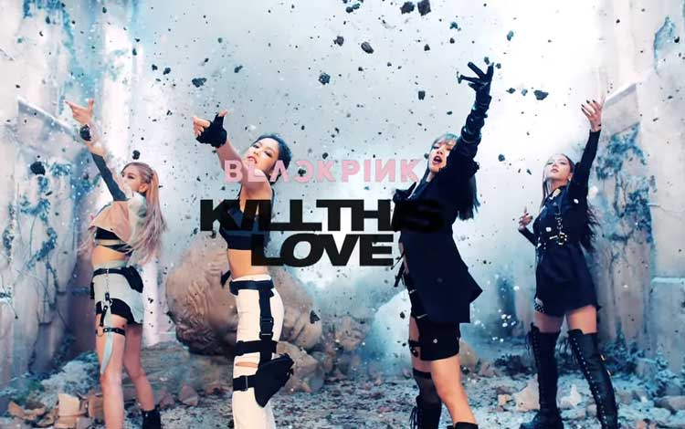 Blackpink Kill This Love