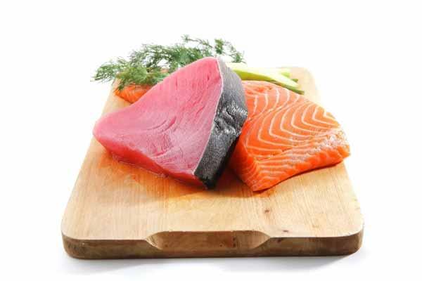 Makanan untuk meningkatkan vitalitas pria - ikan