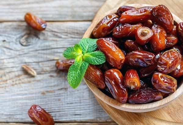 Makanan untuk meningkatkan vitalitas pria - kurma