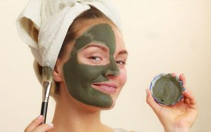 Manfaat masker spirulina dari Tiens