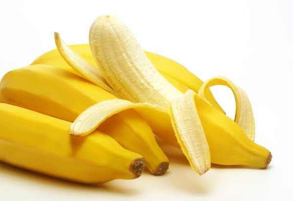 Makanan untuk meningkatkan vitalitas pria - pisang