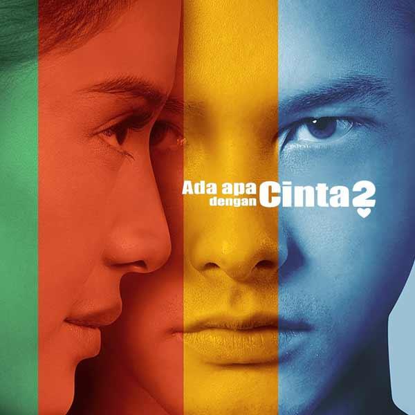 Daftar Film Indonesia Dengan Pendapatan Terbesar - Ada Apa Dengan Cinta? 2
