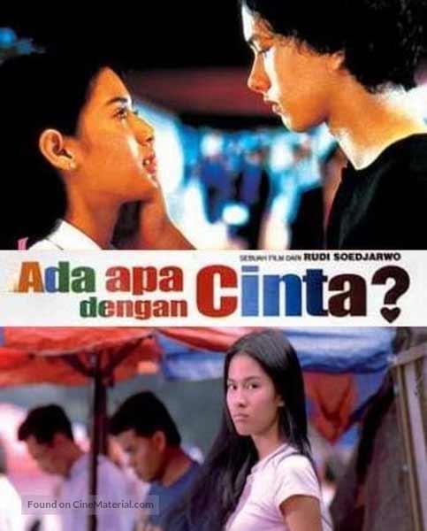 Daftar Film Indonesia Dengan Pendapatan Terbesar - Ada Apa dengan Cinta