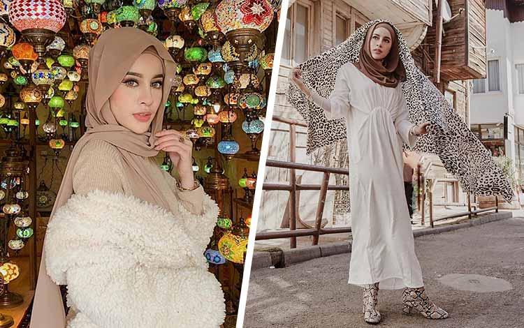 Selebgram Hijabers Indonesia - Aghnia Punjabi