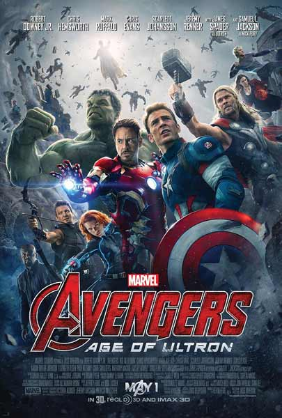 15 Film Dengan Pendapatan Paling Besar Di Dunia - Avengers:Age of Ultron