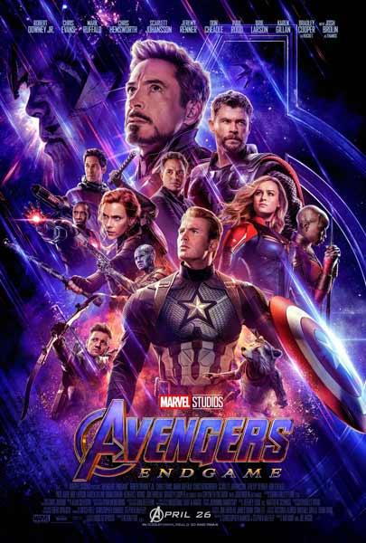 15 Film Dengan Pendapatan Paling Besar Di Dunia - Avengers: Endgame