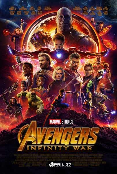 15 Film Dengan Pendapatan Paling Besar Di Dunia - Avengers: Infinity War