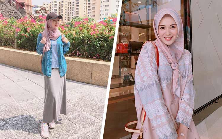 Selebgram Hijabers Indonesia - Ayana Jihye Moon