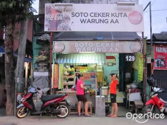 Tempat Makan Bakso Enak Di Bali - Bakso AA Kuta