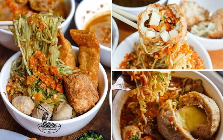 Tempat Makan Bakso Enak Di Bali - Bakso Boedjangan