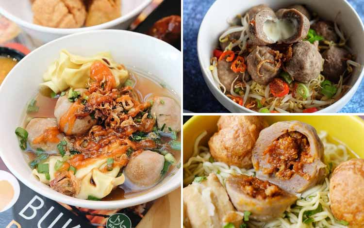 Tempat Makan Bakso Enak Di Bali - Bakso Buka Baju