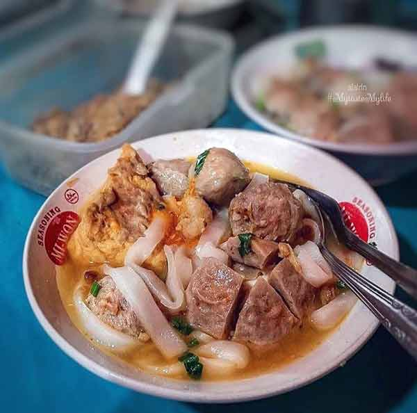 Tempat makan bakso terenak di Jakarta - Bakso Gallant 999