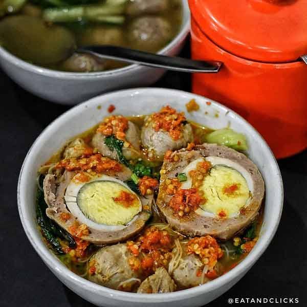 Tempat makan bakso terenak di Jakarta - Bakso JWR