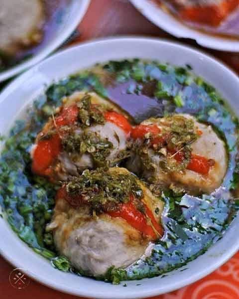 Tempat makan bakso terenak di Jakarta - Bakso Kumis Blok S