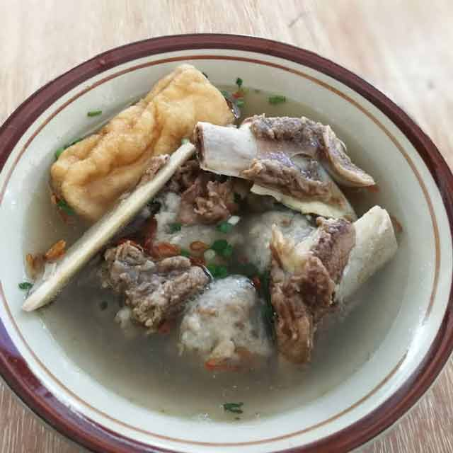 Tempat Makan Bakso Enak Di Bali - Bakso Malang Cak Sis