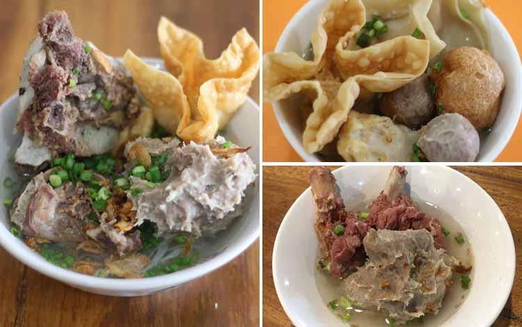 Tempat Makan Bakso Enak Di Bali - Bakso Nuklir