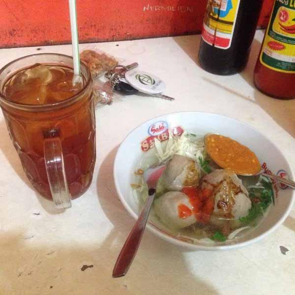 Tempat Makan Bakso Enak Di Bali - Bakso Solo