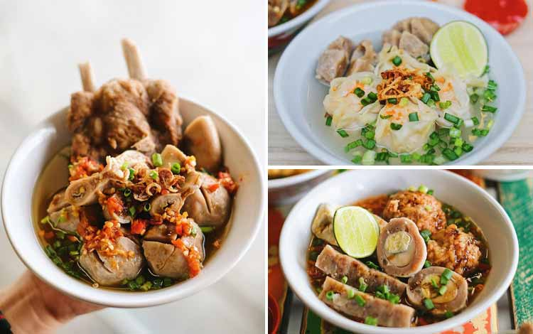 Tempat Makan Bakso Enak Di Bali - Bakso Subur (non Halal)