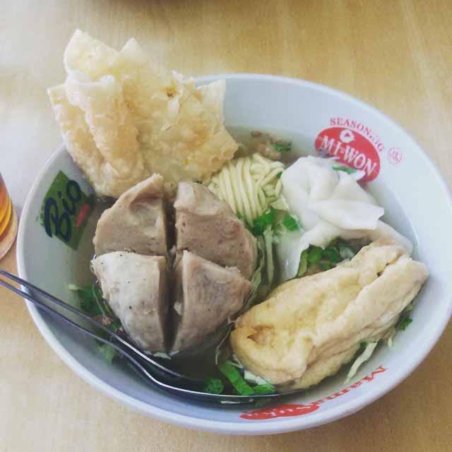 Tempat Makan Bakso Enak Di Bali - Bakso Supra Dinasty
