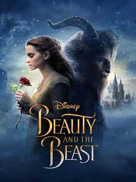 15 Film Dengan Pendapatan Paling Besar Di Dunia - Beauty and the Beast (2017)