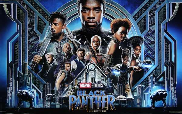 15 Film Dengan Pendapatan Paling Besar Di Dunia - Black Panther