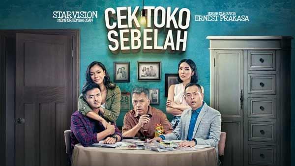 Daftar Film Indonesia Dengan Pendapatan Terbesar - Cek Toko Sebelah