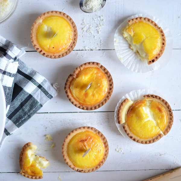 Aneka Kuliner Kekinian Yang Ternyata Bahaya Bagi Kesehatan - Cheese Tart