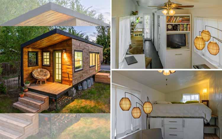 Daftar Rumah Terkecil Di Dunia - House in Idaho