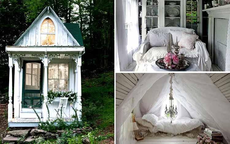 Daftar Rumah Terkecil Di Dunia - Tiny Victorian Cottage