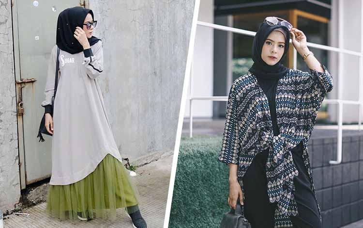 Selebgram Hijabers Indonesia - Fairuz Sakinah