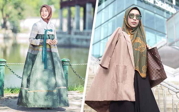 Selebgram Hijabers Indonesia - Fitri Aulia